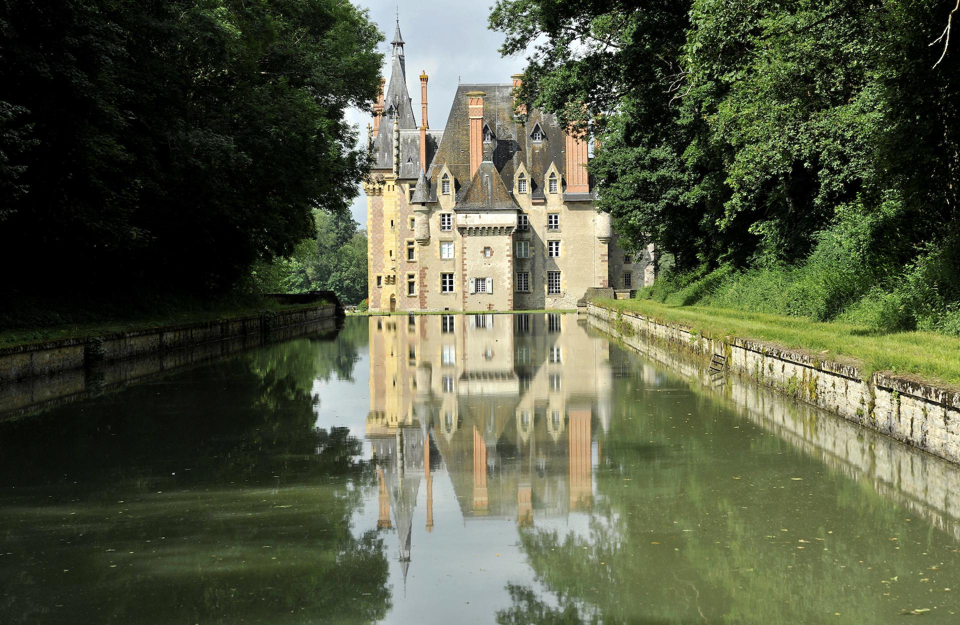 Château d'Avrilly